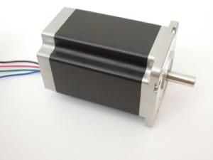 Bild eines Schrittmotors