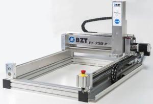 Bild der CNC Portalfräsmaschine PF 750
