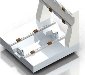Bild eines Modells erstell in 3D CAD Software