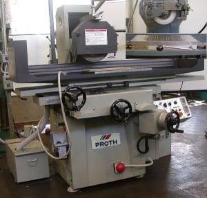 Bild einer Schleifmaschine