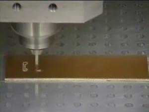 CNC Fräsen am Vakuumtisch