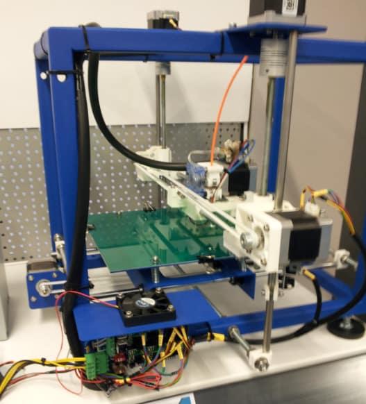 Bild des 3d Drucker Bausatzes