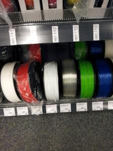Bild von Filament für 3D Drucker