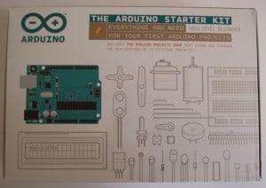 Verpackung Arduino Uno