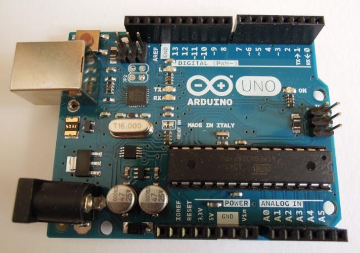Arduino starter kit verpackung und inhalt