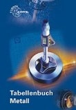 Favorit CNC Bücher: Tabellenbuch Metall