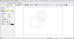 Filou NC12 Reiter Geometrie