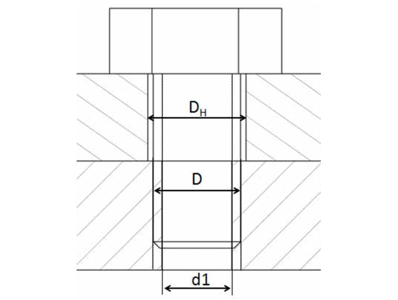 tabelle metrisches gewinde din iso. Black Bedroom Furniture Sets. Home Design Ideas