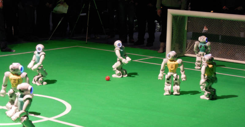 RoboCup Training