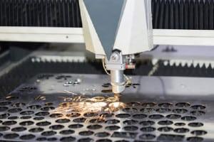 CNC Laser Bearbeitungsmaschine