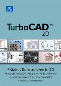 Turbocad 2D V.19